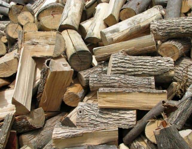 How to Stack Firewood for Your Fire Pit