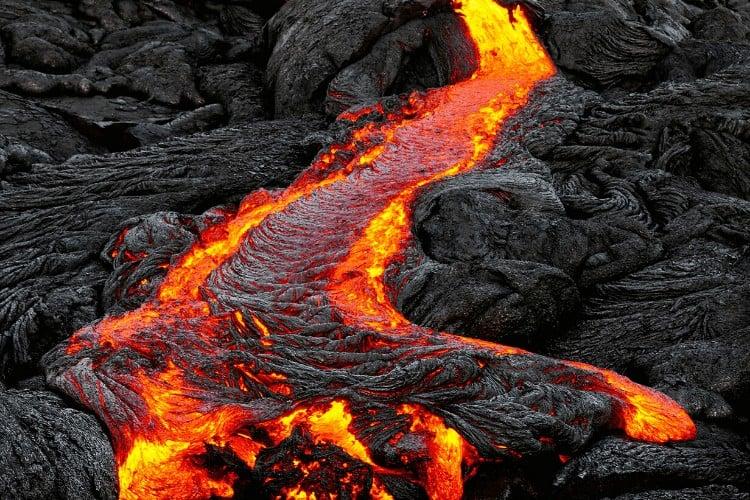 Why Use Fire Pit Lava Rock Backyard Toasty