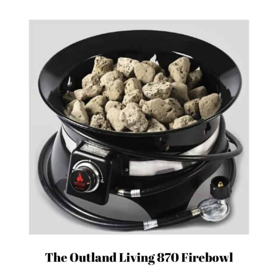 My Pick For The Best Portable Propane Fire Pit on Outland Firebowl 21 Inch id=42946